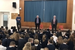 Banchory Primary School Visit