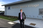 This sports village will be a great asset for years to come.